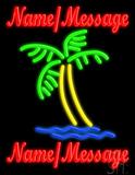 Custom Palm Tree 1 Neon Sign