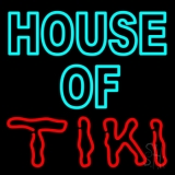 House Of Tiki Neon Sign