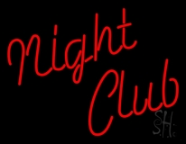 Night Club Bar Neon Sign