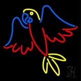 Parrot Neon Sign