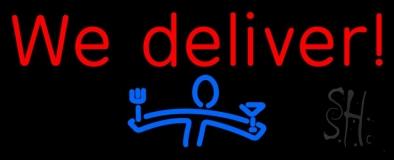 We Deliver LED Neon Sign