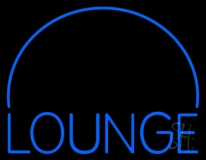 Block Lounge Neon Sign