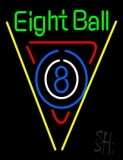 Eight Ball Pool Bar Neon Sign