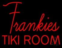 Frankies Tiki Room Neon Sign