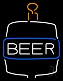 Beer Bottle Neon Sign