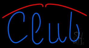Club Neon Sign