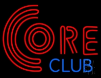 Core Club Neon Sign