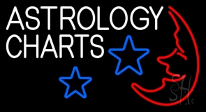 Astrology Charts LED Neon Sign