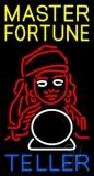 Master Fortune Teller Neon Sign
