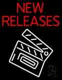 New Releases With Logo Neon Sign