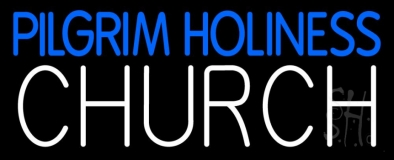 Pilgrim Holiness Church LED Neon Sign
