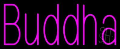 Pink Buddha LED Neon Sign