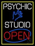 Psychic Studio Open Neon Sign