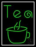 Green Tea Neon Sign