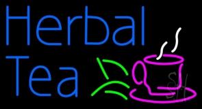 Herbal Tea Neon Sign