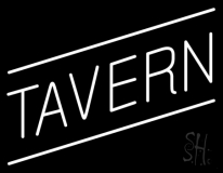 Tavern Simple Neon Sign