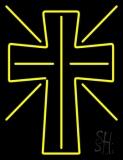 Christian Cross Neon Sign