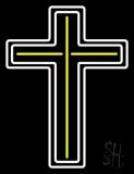 Cross Neon Sign