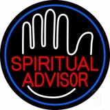 Spiritual Advisor Neon Sign