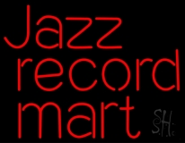 Jazz Record Mart Neon Sign