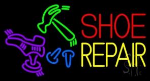 Shoe Repair Cobbler Neon Sign