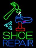 Shoe Repair Tools Neon Sign