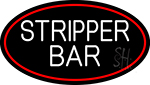Stripper Bar Neon Sign