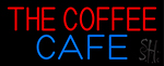 The Coffee Cafe Neon Sign