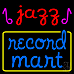 Jazz Record Mart 1 Neon Sign