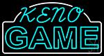 Keno Gems 1 Neon Sign