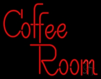 Coffee Room Neon Sign