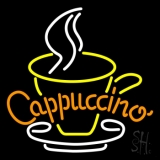 Cup Cappuccino Neon Sign