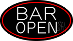 Stylish Bar Open Neon Sign