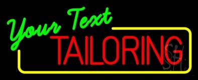 Custom Tailoring Neon Sign