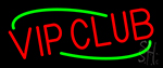 Vip Club Neon Sign