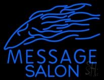 Custom Salon Logo LED Neon Sign