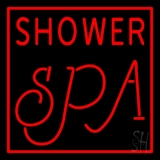 Shower Spa Neon Sign