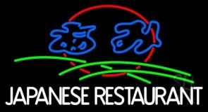 Japanese Restaurant Neon Sign