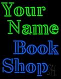 Custom Book Shop Neon Sign