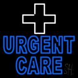 Urgent Care Plus Logo Neon Sign
