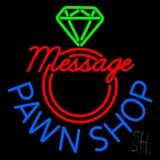 Custom Pawn Shop Neon Sign