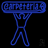 Carpeteria LED Neon Sign
