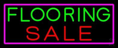 Flooring Sale LED Neon Sign