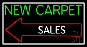 New Carpet Sale 1 LED Neon Sign