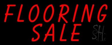 Flooring Sale 1 LED Neon Sign