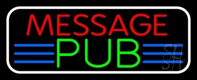 Custom Pub LED Neon Sign