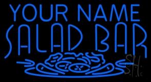 Custom Salad Bar LED Neon Sign
