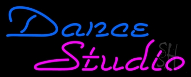 Dance Studio Neon Sign
