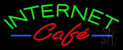 Internet Cafe Neon Sign Neon Sign