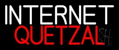 Internet Quetzal Neon Sign